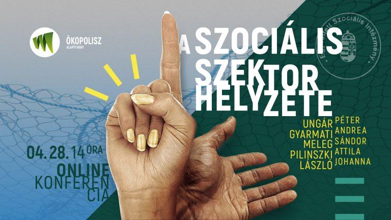 Online konferencia a szociális szféra helyzetéről