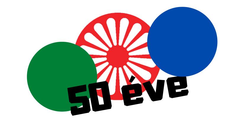 Ma ünnepeljük az 50. Nezetközi Roma Napot