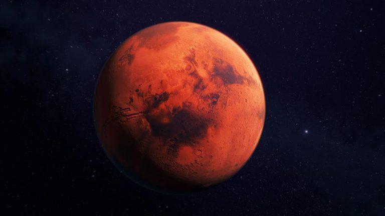 Fotó egyenesen a Mars felszínéről
