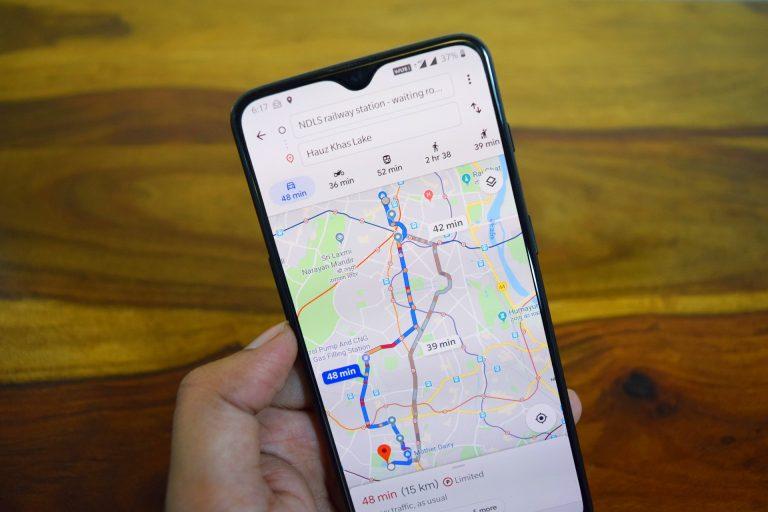 A Google Maps ezentúl környezetbarát útvonalakat is javasol majd
