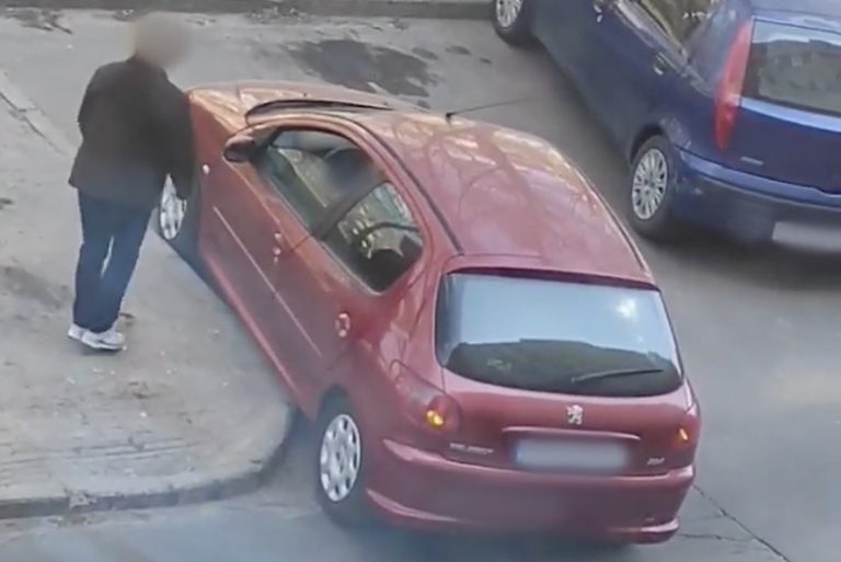 Hogyan (ne) parkolj 10 percen keresztül