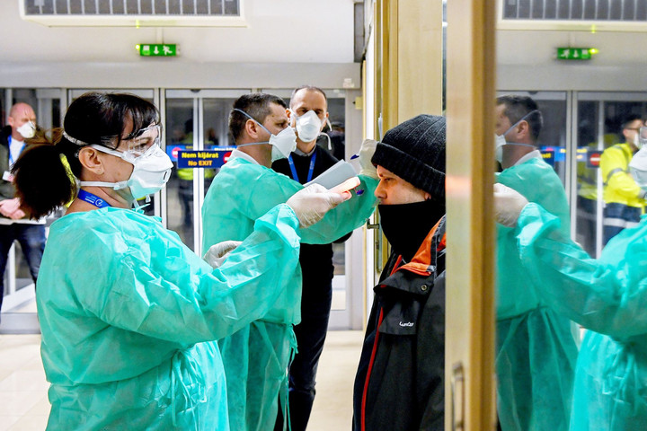 Újabb alsó rekord itthon a fertőzöttek számában
