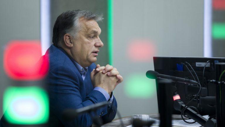 Orbán Viktor: Magyar vagyok, ezért sosem leszek elégedett