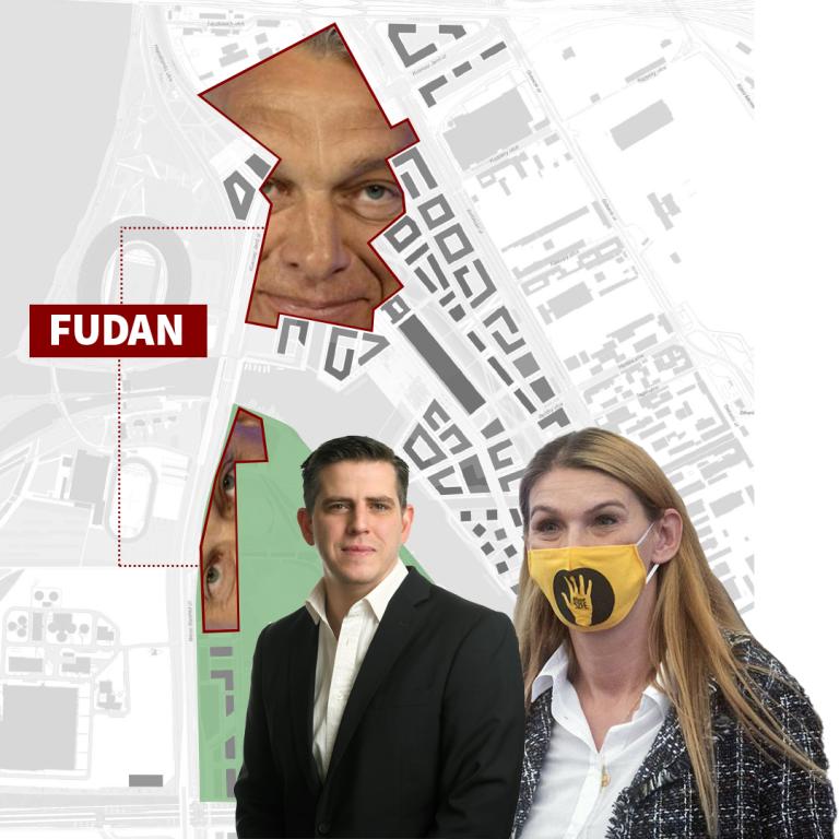 """Manhalter: """"Nem hiszem, hogy a Fudan építése elkezdődik 2022-ig, de a szerződés az új kormányt is kötelezi"""""""