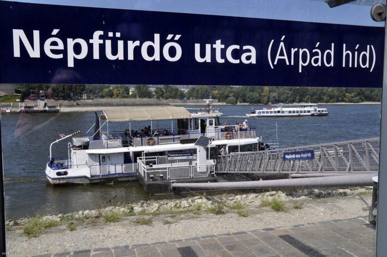 Idén nem lesznek BKV-hajózások a Dunán