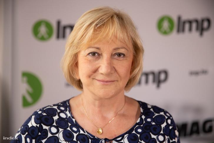 Az MSZP Schmuck Erzsébetet támogatja az előválasztáson