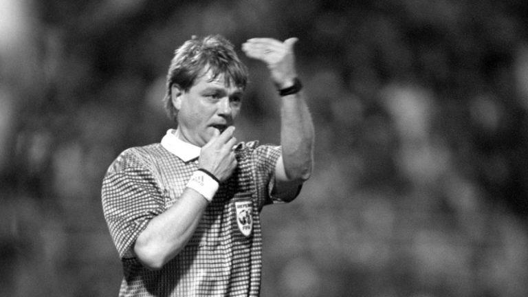 Elhunyt a játékvezetői bizotság alelnöke, Puhl Sándor