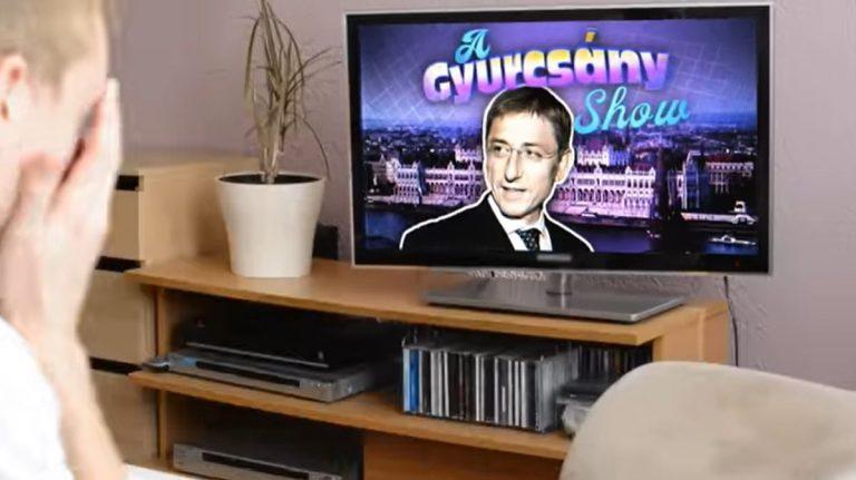 Gyurcsány ismét egy videóval üzent Orbánéknak
