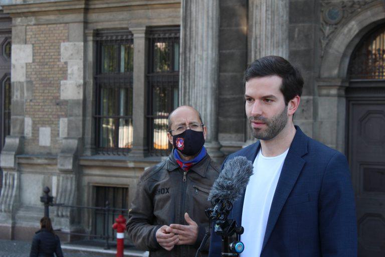 Mészáros Lőrinc feljelentette Fekete-Győrt, elvesztette