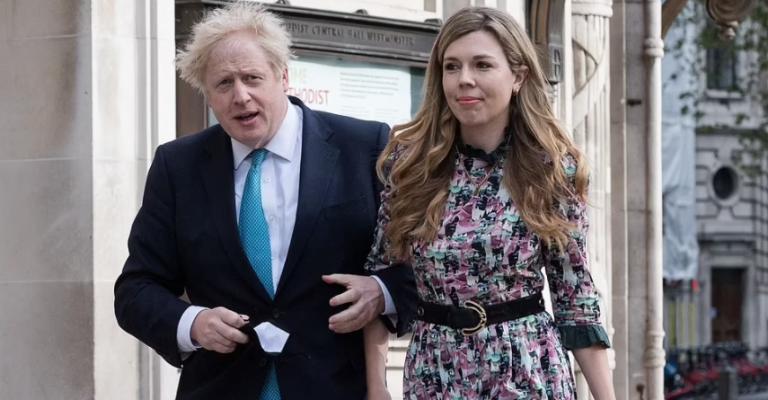 Boris Johnson titkos házasodása