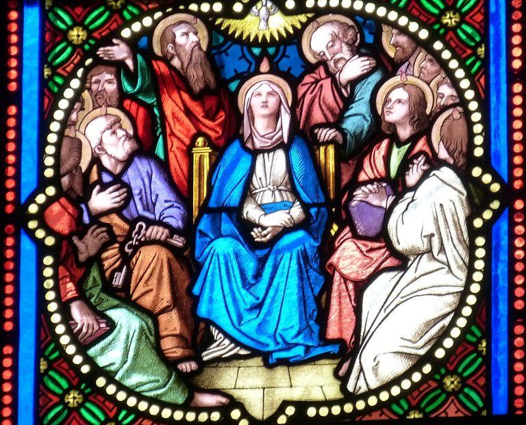 Pünkösd, a húsvéti idő lezárása