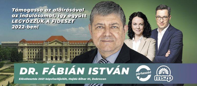 Az MSZP és a Párbeszéd a Debreceni Egyetem volt rektorát is elindítják az előválasztáson