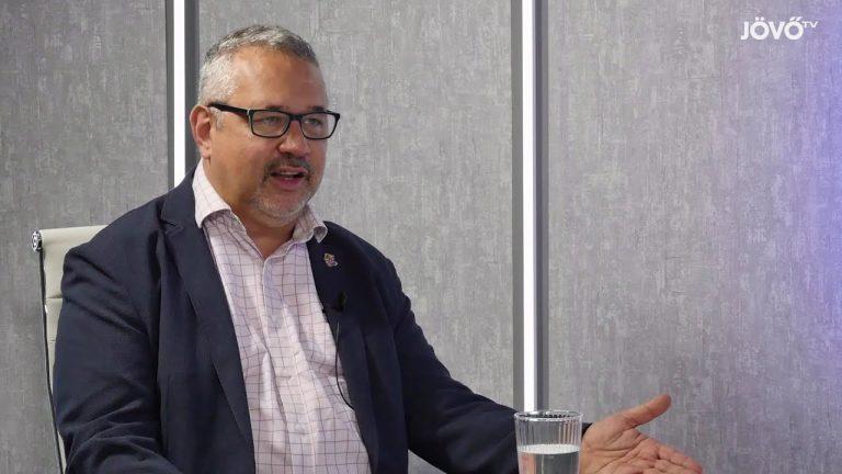 Arató Gergely: Az szavazhasson Magyarországon, aki itt él -Videó