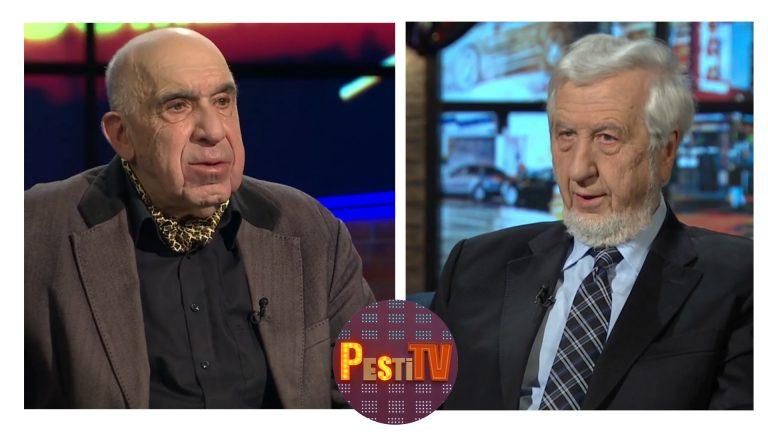 Jeszenszky Géza a Pesti TV-ben