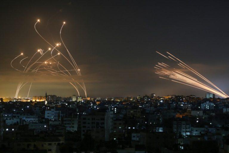 Újabb rakétatámadás Izrael ellen
