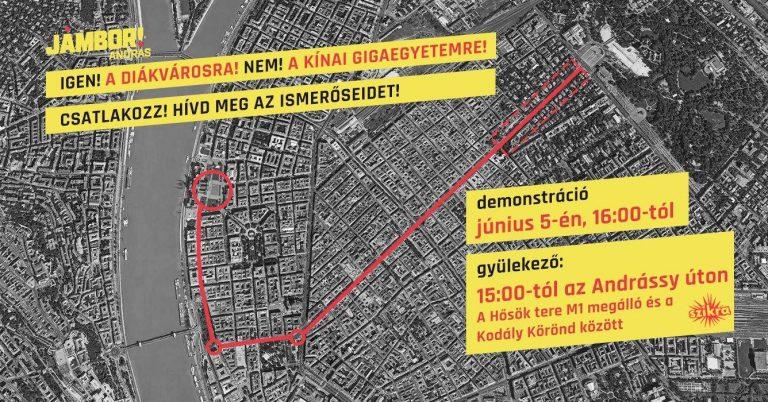 Magyarország egyik legnagyobb tüntetése lehet a mai