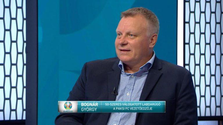 Bocsánatot kért Bognár György a finn-dán meccsen elhangzott kijelentései után