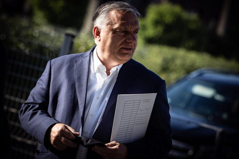 Orbán: az állam nemcsak garantálja, hanem aktívan védelmezi a homoszexuálisok jogait