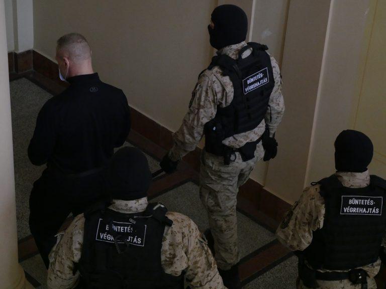 Megkezdődött a Dózsa György úti gázoló, M. Richárd büntetőpere