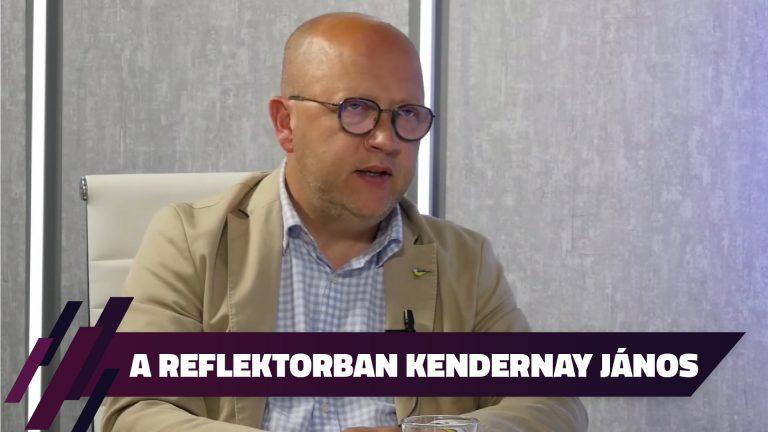 Kendernay: a Fidesz nem hátrált meg, a Fidesz be akarja csapni a lakosságot