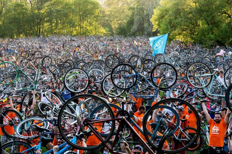 Újra lesz I bike Budapest bringás felvonulás
