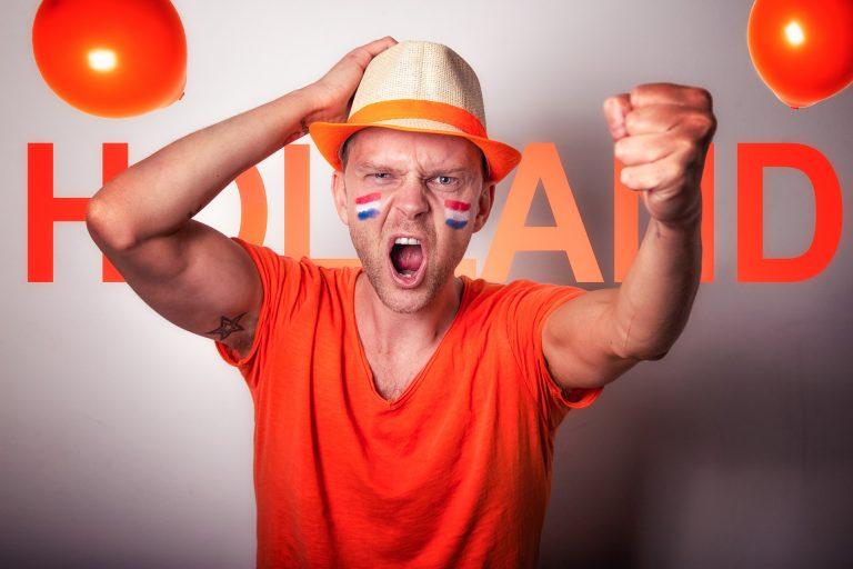Ilyen a holland módi?- Így vonultak a szurkolók Budapesten