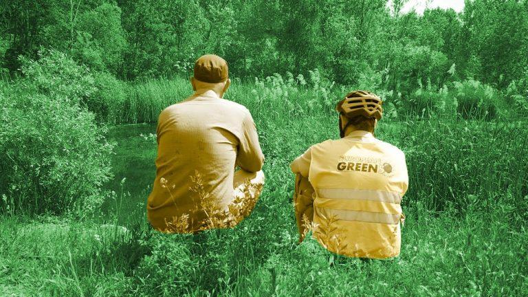 Zöld területet nem áldozunk fel azért hogy építsünk rá valami épületet