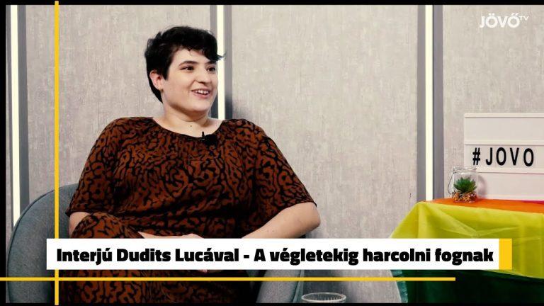 Interjú Dudits Lucával a Háttér Társaság ügyvivőjével