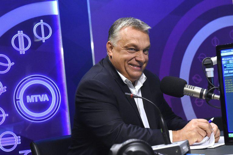 Orbán Viktor: A válság során a legnagyobb terhet a családosok vitték