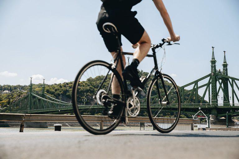 Abszolút rekordhónap volt a június Budapestnek a biciklizésben