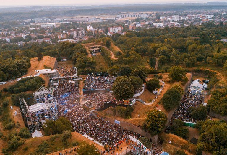 Negyvenezren buliztak a szerb Exit Fesztiválon