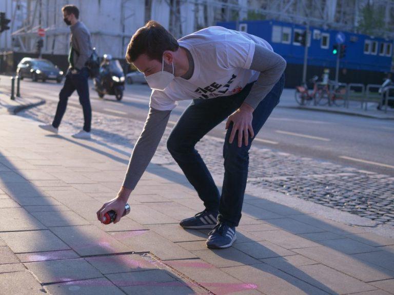 Törvénysértő módon hallgatták ki Fekete-Győrt áprilisi tiltakozása miatt
