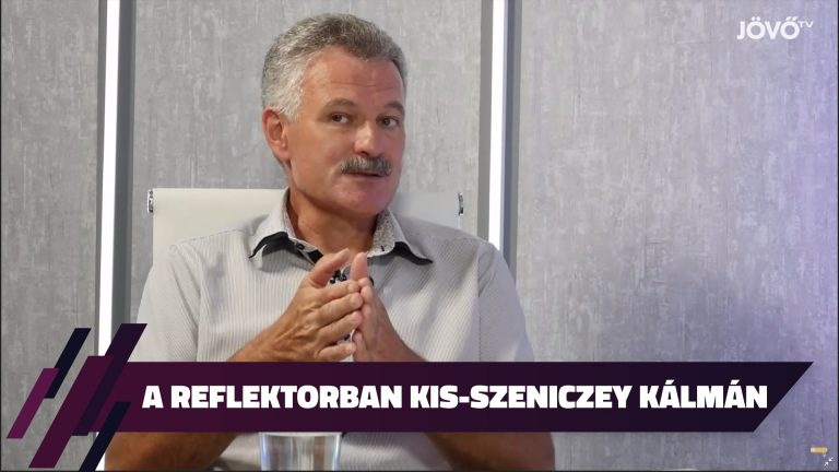 Kis-Szeniczey: én várom a potenciális kihívókat is