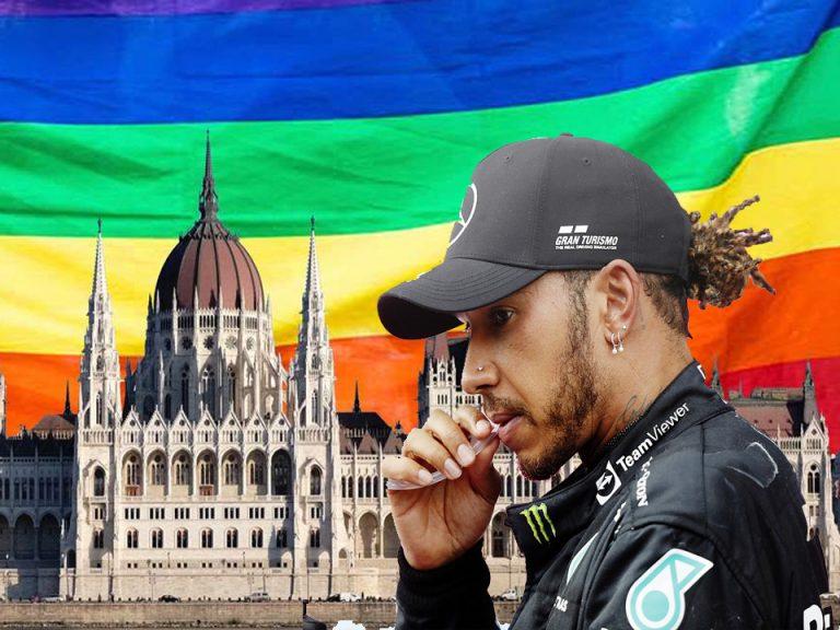 Hamilton üzent Magyarország Kormányának LMBTQ-ügyben