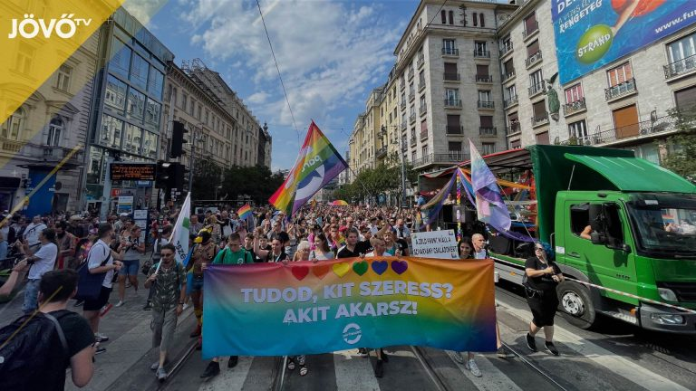 Budapest Pride: Magyarország nem kér a kormány kirekesztő politikájából