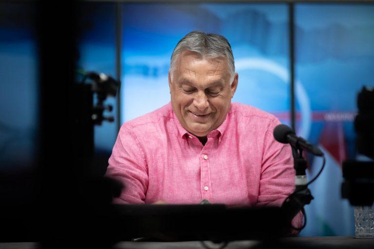 Orbán: aki nem oltotta be magát, azt a negyedik hullám meg fogja találni