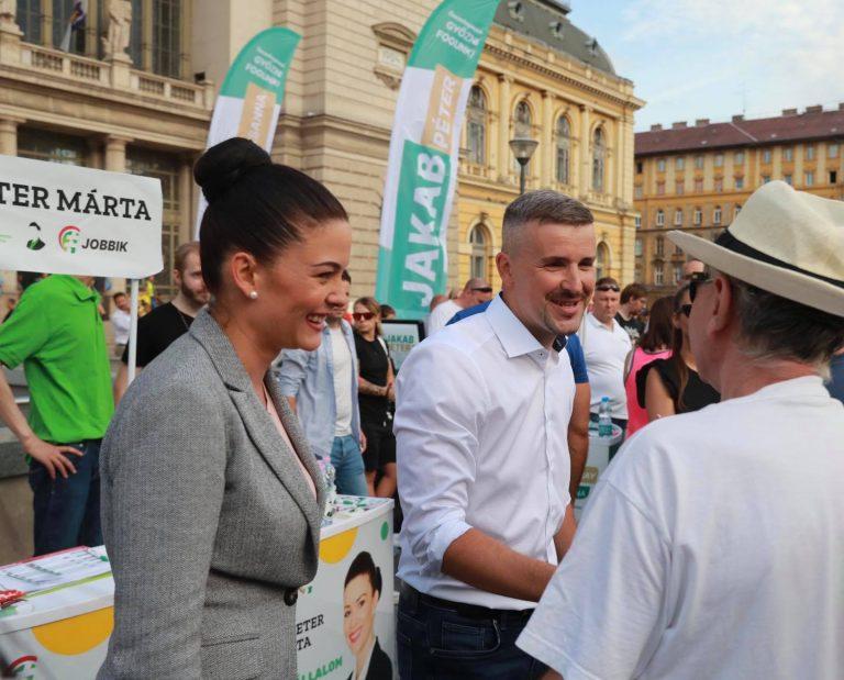 Demeter Márta a Jobbikban folytatja politikai pályáját