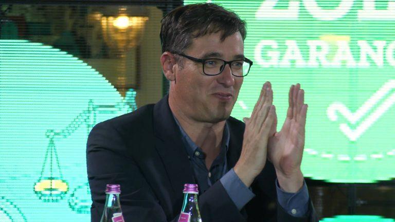 Karácsony véleménye Tóth Csaba előválasztási vitából való visszalépéséről: nem vagyok a főnöke
