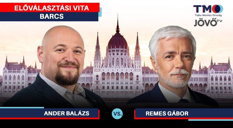 Barcsi előválasztási vita összefoglaló – Somogy 2. választókerülete