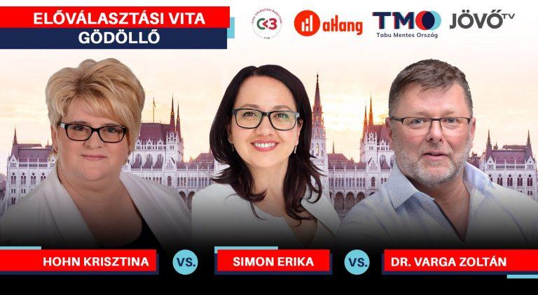 Gödöllői előválasztási vita összefoglaló – Pest 6.