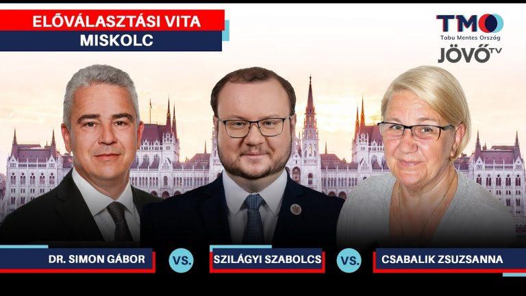 Összefoglaló BAZ megye 1. vk-i, miskolci előválasztási vitájáról