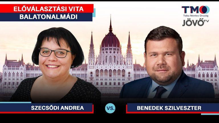 Előválasztási vita   Balatonalmádi, Veszprém 2.