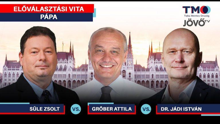 Előválasztási vita   Pápa, Veszprém 4.