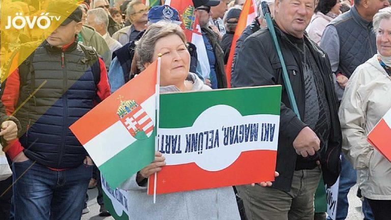 Békemenet: Gyurcsányt felsőbb erők miatt nem lehet elszámoltatni, ezért kell a petíció